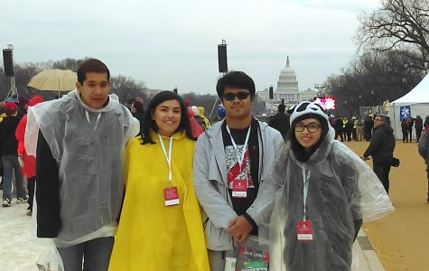 Students Visit Washington D.C.