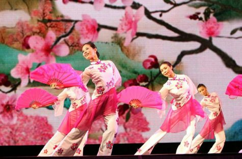 Shen Yun Performs at Wagner Noel